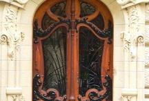Doors / by Karen Aldridge Osborne