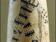 Persians on greek vases