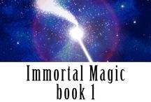 IMMORTAL MAGIC TRILOGY / For lovers of vampire books