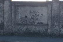 Urban message.