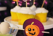 Halloween Printables in my Shop