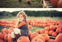 dzieci - jesień