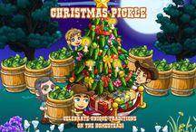 Christmas Pickle / Christmas Pickle Pioneer Trail