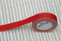 Grosgrain Ribbons made in England. Charles Clay English Ribbons