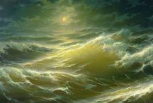 Айвазовский-живопись