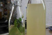 Kefir / Mijn eigen gemaakte waterkefir
