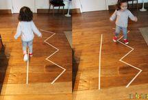Brincadeiras Montessori