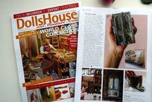 Dollshouse and Miniature Magazine / http://www.gulipeksanat.com/dollshouse_dergi_roportaj/