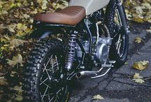 Great Motocycles / Scramblers,Bobbers,Custom made