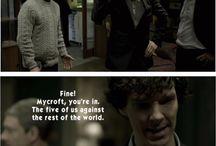 Sherlock Holmes / by Lucas Jacobson