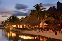 Group Gatherings / Whether an incentive group, executive retreat or family reunion - there is no place like Bora Bora to make your attendees feel like kings and queens!