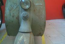Restauro Innocenti Lambretta LC 125 1951 / Restauro Innocenti Lambretta LC 125 1951