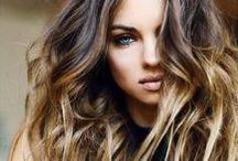 ombre hair caramel