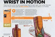 Ref - Human - Wrist