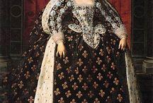 1600 - 1620 fashion