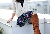 "Fashion&Style: Floral prints looks / by ""Outfit Ideas, by Chicisimo"" Fashion iPhone App"