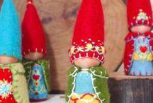 Waldorf. Gnomes