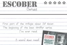Read / The books I love, must read! / by Jennefer Hessels
