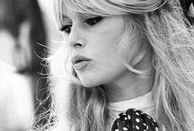 Actress - Brigitte Bardot