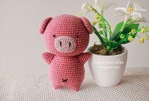 Crochet free tutorials amigurumi doll