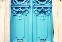Doors / by Rachel Lee