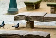 Libros / Libres con los libros, gracias a los libros, por los libros..... Libros libres, libros de sueño y libros de ensueño...libros sin dueño porque los libros son libres...
