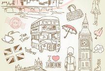 London / by Kokeshette