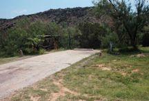 Camping - Texas