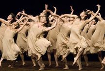 The Drama of Dance / Energy, passion, emotion, geometry -- the glorious drama of dance movement.