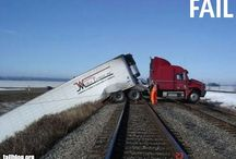 Truck Fail Pictures / Truck Failures pictures, incredible you just don't know what can happen