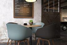 Møbler spisestue