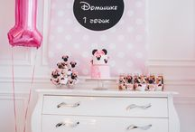 Minnie Mouse B day