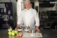 video ricette degli Chef