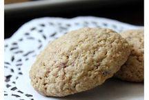 galletas de avena.