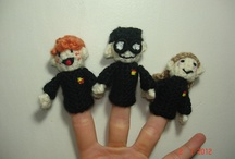 Crochet or Knit ~ Harry Potter! / by Kari Schumacher
