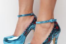 Shoes / by Reshenda Rounds