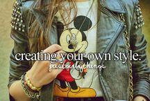 Fashion that makes me smile♥