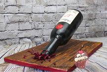 CAKE - botle - flasa