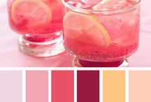 In Loving Color / Color palettes for home, interior design, fashion, events and more!