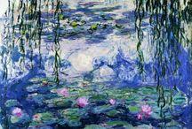 Claude Monet (Impressionist)