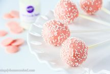 Cake pops / Small deserts