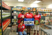 Tampa Bay Businesses & Schools Give Back! / Metropolitan Ministries is very grateful for all the corporate and student volunteers who are willing to spend time and give back to the Tampa Bay community. Thank you! / by Metropolitan Ministries