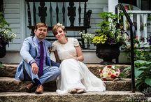 Maine Barn Wedding of Courtney & Justin