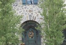 Country houses / by Evgenia V