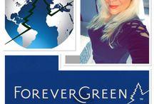 Corine Calsijn ZangeresCC Global FGX distributeur & Lifestyle ForeverGreen