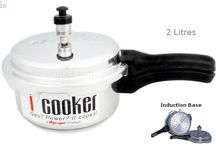 Induction Pressure Cooker Online / Bartanwale offers Widest Range of Induction Pressure Cooker Online With Free Shipping across India.