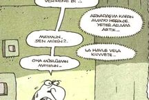 karikatür komedi