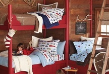 Bedroom ideas for the triplets