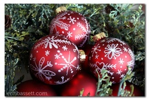 Christmas Ornaments / by Sandy McGonagle