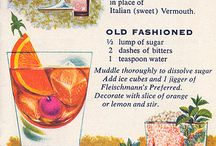 Cocktail Ephemera